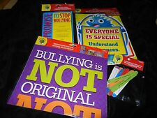 Teacher Elementary Curriculum Materials 4 Anti Bullying Bully Bullies Education