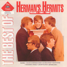 The Best of the EMI Years, Vol. 1: 1964-1966 by Herman's Hermits (CD,...