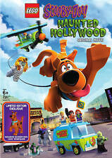 LEGO Scooby-Doo: Haunted Hollywood DVD, 2016