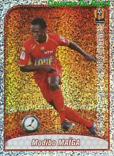 109 MODIBO MAIGA (TOP JOUEUR) MALI LE MANS U.C. 72 STICKER FOOT 2010 PANINI