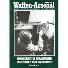 Waffen Arsenal (WA 178) Funkgeräte in gepanzerten Fahrzeugen der Wehrmacht