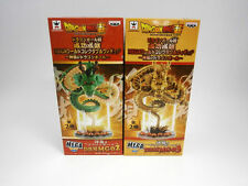 Banpresto Dragon Ball Z Super Figure MEGA WCF Shenron Green & Gold Set Japan F/S