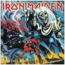 Iron Maiden - The Number Of The Beast NEW CD
