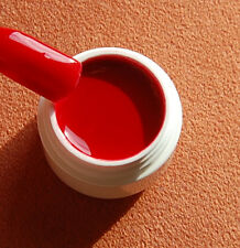Soak Off Farbgel 5 ml  UV Gellack  Gelpolish  Nagelgel  Pure Rot