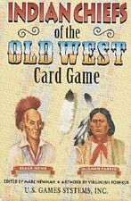Indian Chiefs of The World Playing Cards Deck New
