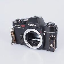 = Konica Autoreflex TC 35mm Film SLR Camera Body Black