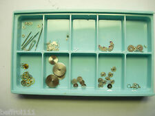 lot pieces fourniture pour calibre ETA 2408 montre ancienne watch movement N11