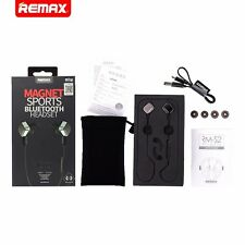 Hot REMAX RB-S2 Magnetic Sport Blutooth Earphone in-ear Headset Headphone Earbud