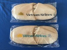 New 2 Pairs Of Vietnam Airlines First Business Class Slippers Skyteam Shoes