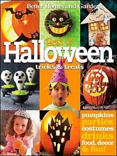 Halloween Tricks & Treats (Better Homes and Gardens) (Better Homes and Gardens C