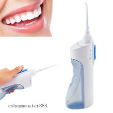 A+ Portable Cordless Dental Oral Irrigator Water Jet Flosser Oralcare Teeth Care