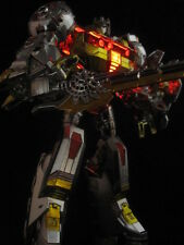 Hasbro Transformers Platinum Edition 30th Anneversary Grimlock In Stock LOOSE