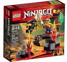 LEGO Ninjago 70753 Lava Falls Set New In Box Sealed #70753