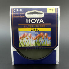 HOYA 77mm CIR-PL CPL Ultra-thin Circular Polarizer Filter fit for Camera Lenses