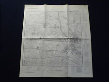 Landkarte Meßtischblatt 4253 Forst a.d. Neiße, Cottbus Sorau, von 1940