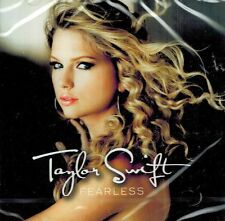 MUSIK-CD NEU/OVP - Taylor Swift - Fearless