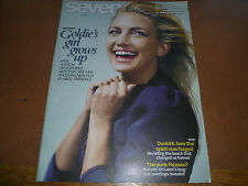 Seven Sunday Telegraph Magazine 16/5/10 Kate Hudson Malcolm McClaren 1 day only
