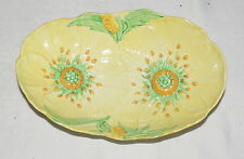 "Carlton Ware Buttercup 9"" Oval Bowl - excellent"