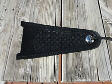 Heritage Springer Fender Cover FLSTS Black