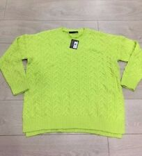 ATMOSPHERE CABLE KNIT JUMPER UK  SZ 12 BNWT RRP £14