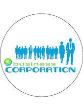 90 Precortadas Comestibles De Oblea Cup Cake Toppers logotipo de la empresa imagen Evento Corporativo