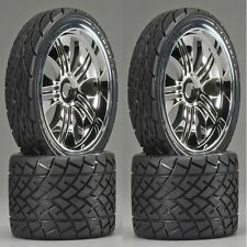 HPI 4731 Pre Mounted Phaltline Tires/Tremor Wheel (4) Revo Summit E-Revo