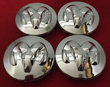 4pcs. DODGE Ram DAKOTA DURANGO Hub Wheel Center Cap 63MM CHROME NEW