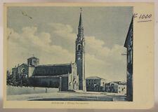 CORNUDA, CHIESA PARROCCHIALE (TREVISO) F.G. NON VIAGGATA 1942 #4220