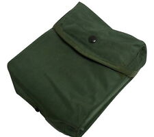 MILITARY ISSUE 200 ROUND SAW ALICE CLIP POUCH OLIVE DRAB OD GREEN USGI