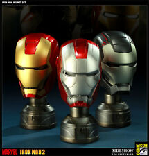 Sideshow Iron Man Helmet 1/3 Comic Con limited 2011