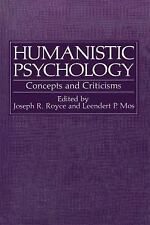 Humanistic Psychology:Concepts and Criticisms (Population Ecology)-ExLibrary