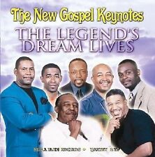 New Gospel Keynotes: Legend's Dream Lives  Audio Cassette