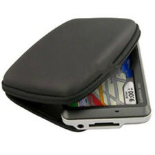 Hard Shell GPS Carry Case Bag Zipper Pouch Cover For 5Inch Sat Nav  SSG