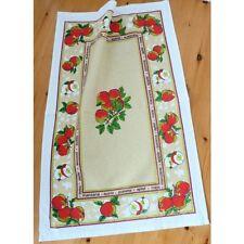 Küchenhandtuch Geschirrtuch APFEL Küchentuch ÄPFEL Handtuch Baumwolle 45x70cm