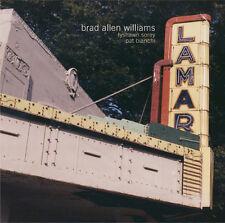 Lamar [Digipak] [9/4] by Brad Allen Williams (Guitar) (CD, Sep-2015, Sojourn Rec