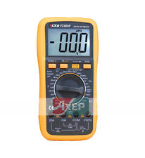 Victor VC9808+ 3 1/2 Digital Multimeter Peak hold *New VC-9808+