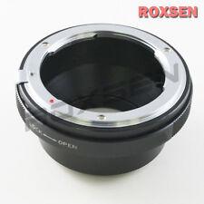 Nikon F mount G DX AF lens to Nikon 1 mount J1 J2 V1 V2 interchangeable adapter