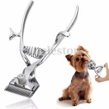 Professional Animal Groomer Kit Pet Dog Cat Hair Trimmer Grooming Clipper Shaver