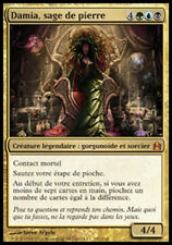 MAGIC Damia, Sage de pierre Commander VF NEARMINT MYTHIQUE MTG