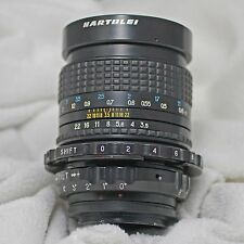 HARTBLEI 65mm F3.5 Super-Rotator Tilt Shift Lens Canon Mount