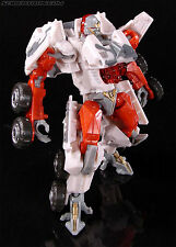 Transformers 2007 Movie WRECKAGE Deluxe Bludgeon Pretenders White Tank  LOOSE