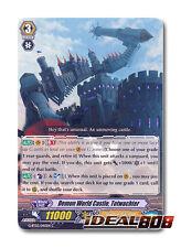 Cardfight Vanguard  x 4 Demon World Castle, Totwachter - G-BT03/045EN - C Mint