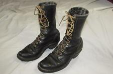 White's Handmade Packer Leather Work Boots Mens 6 D Smoke Jumper USA Spokane
