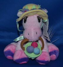 Breyer~Bonnie with Basket of Eggs~Easter Plush Horse~NEW~RARE~LOOK