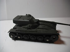 VINTAGE DINKY TOYS MECCANO FRANCE. #80c-F CHAR A.M.X. TANK. NEAR MINT CONDITION