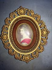 Vintage Wall Hanging Decor Picture CAMEO CREATION