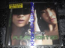 2NE1 CL and Minzy Please Don't Go Digital Single Promo CD Sealed Ultra RARE
