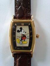 Montre Vintage MICKEY avec bracelet CUIR d'origine
