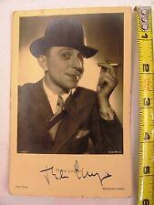 Lot of 12 German Actor Autographs 1940s Film  Photos Schauspieler Foto Autogramm