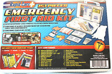 First Aid Emergency Kit 151 Pieces Contains Survival Items Weatherproof 80073
